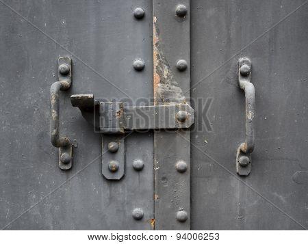 Metal Door Gate Handle