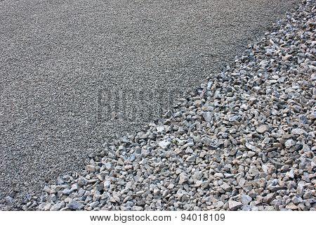 Limestone cave stones background