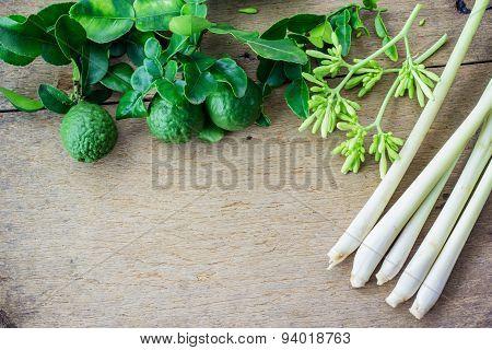 Ingredients For Thai's Cuisine
