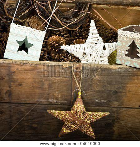 Old Christmas Decoration