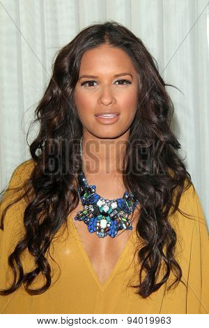 LOS ANGELES - JAN 11:  Rocsi Diaz at the DuJour Magazine Honors Lupita Nyong'o at the Mondrian LAs on January 11, 2014 in Los Angeles, CA