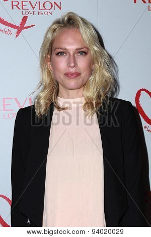 LOS ANGELES - JUN 3:  Erin Foster at the Halle Berry And Revlon Celebrate Achievements In Cancer Research at the Four Seasons Hotel on June 3, 2015 in Los Angeles, CA