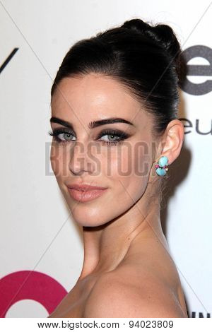 LOS ANGELES - MAR 3:  Jessica Lowndes at the Elton John AIDS Foundation's Oscar Viewing Party at the West Hollywood Park on March 3, 2014 in West Hollywood, CA