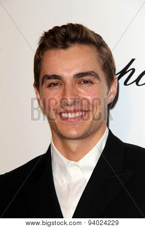 LOS ANGELES - MAR 3:  Dave Franco at the Elton John AIDS Foundation's Oscar Viewing Party at the West Hollywood Park on March 3, 2014 in West Hollywood, CA