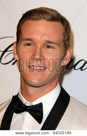 LOS ANGELES - MAR 3:  Ryan Kwanten at the Elton John AIDS Foundation's Oscar Viewing Party at the West Hollywood Park on March 3, 2014 in West Hollywood, CA