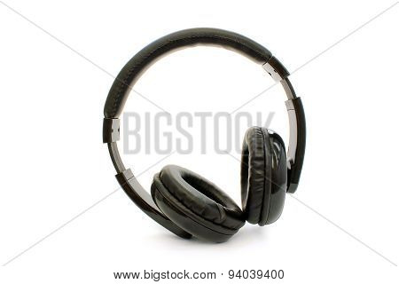 Black Wireless Headphones