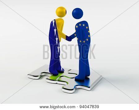 Business Partners Bosnia and Herzegovina and European Union