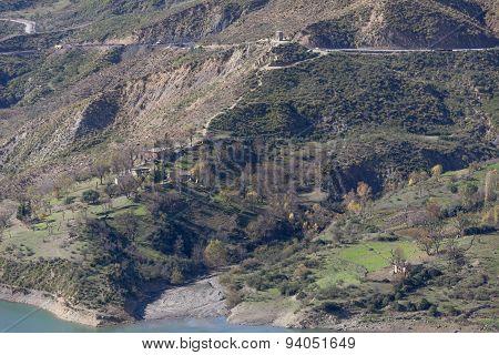 Small Mountainside Home In  Algeria