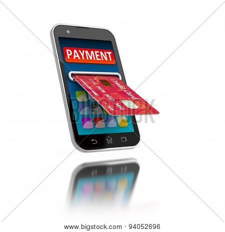 Mobile Payment.
