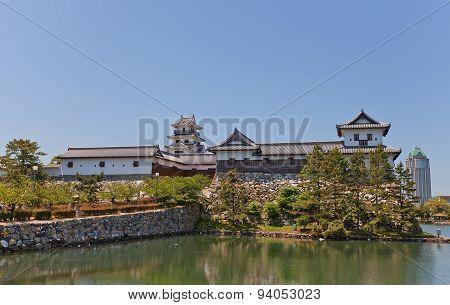 Imabari Castle, Imabari, Shikoku Island, Japan