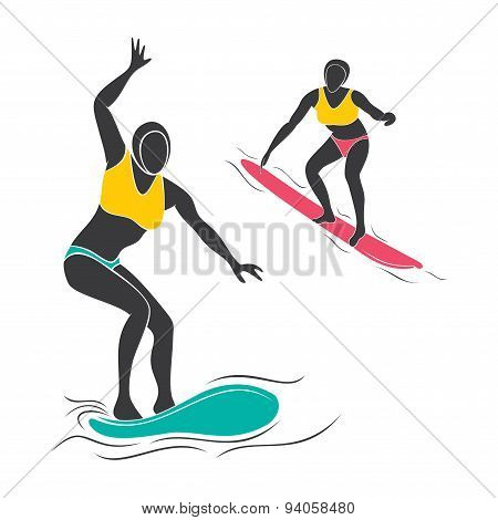surfing player design