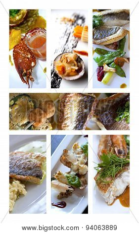Fish And Sea Food Dishes