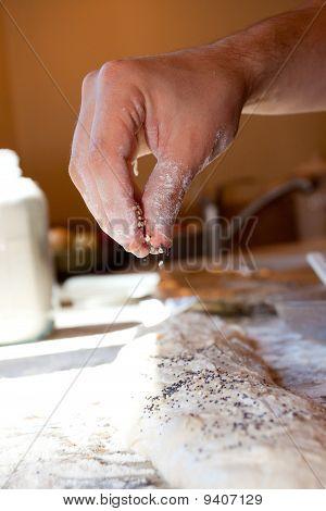 Bread Making Detail