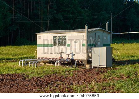Spray Pump Station