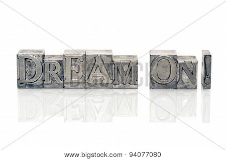 Dream On Excl