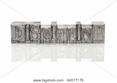 Discipline Ref