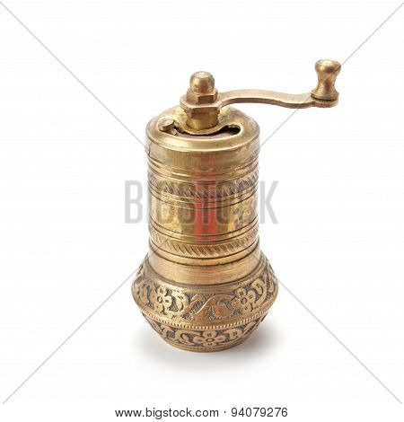Metal Pepper Mill