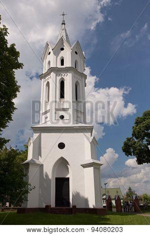 Belfry Of Svedasai Church