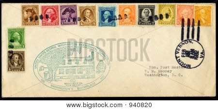 George Washington Stamps