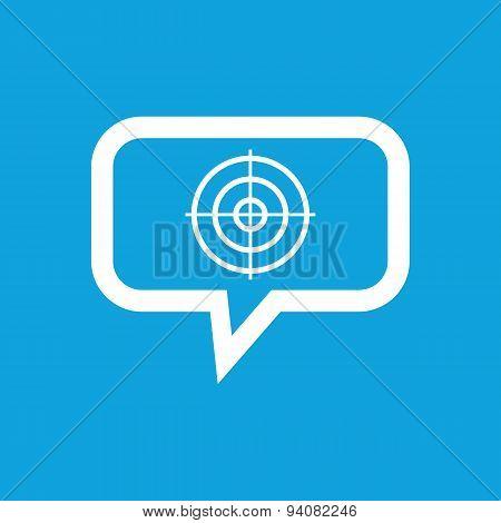 Aim message icon