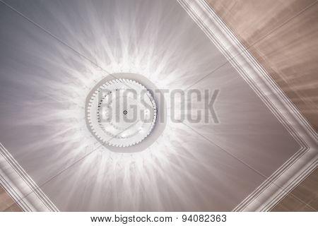 Designed Light In Modern Interior