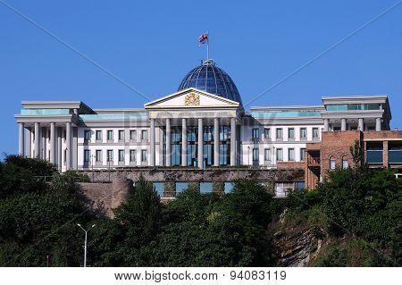 Presidential Palace In Tbilisi