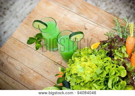 Juice - freshly squeezed juice