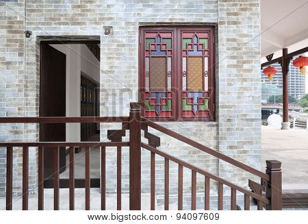 Details of Chinese traditional architecture