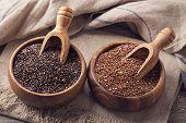 foto of quinoa  - Red - JPG