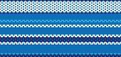picture of stitches  - Fabric stitch seamless pattern - JPG