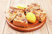 image of cinnamon sticks  - sweet food  - JPG