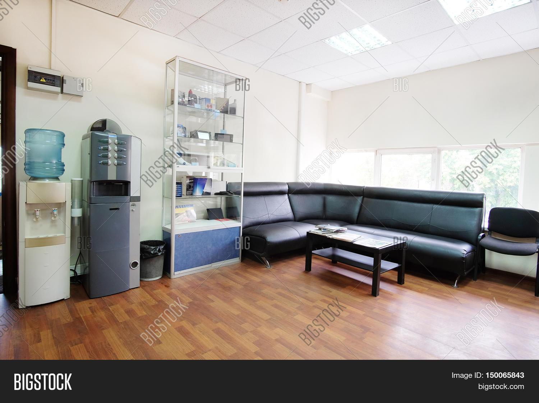 Interior Visitor Room Auto Service Image Photo Bigstock