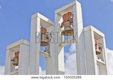 Santuario das Mães church in Novo Hamburgo Rio Grande do Sul Brazil