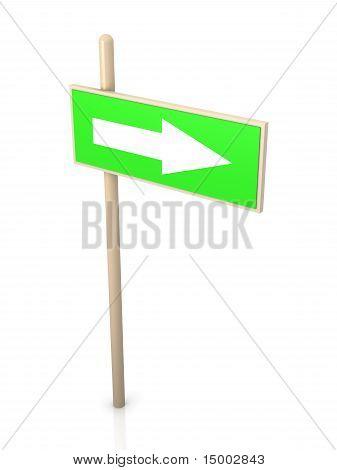 Signpost..