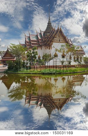 Giant Swing Palace, Ancient Cityf Bangkok
