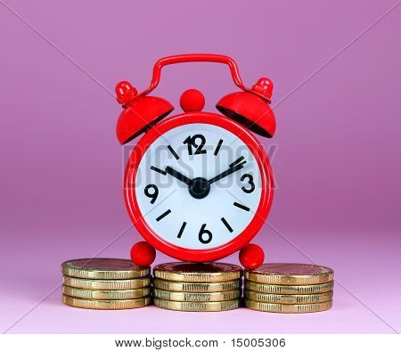 Stacks of Time And Money!