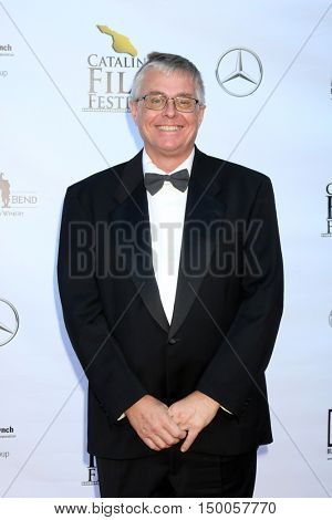 LOS ANGELES - SEP 30:  Scott Simpson at the Catalina Film Festival - Friday at the Casino on September 30, 2016 in Avalon, Catalina Island, CA