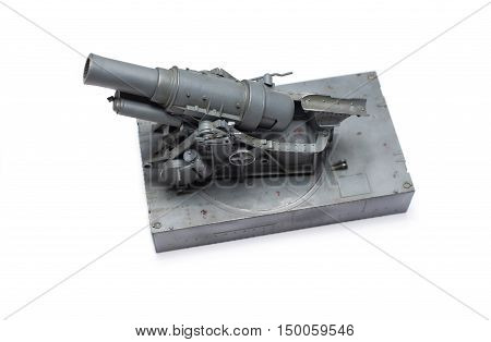 scale model of old vehicle tanks and airplane