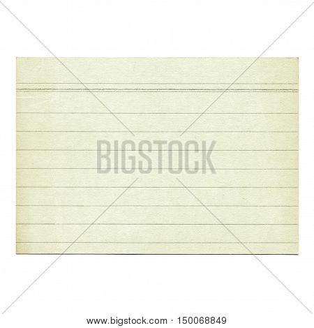 Vintage Looking Tag Label