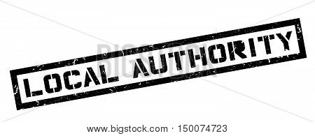 Local Authority Rubber Stamp