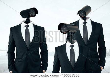 Business/organization Security Management