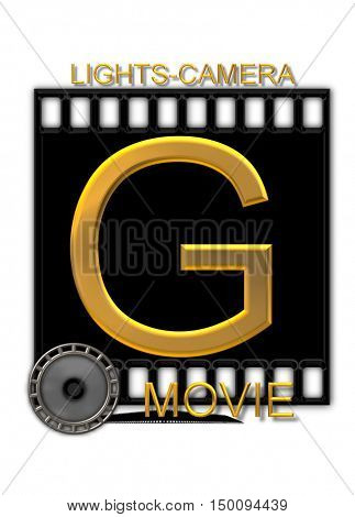 Alphabet Movie Buff G