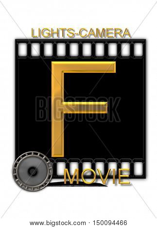 Alphabet Movie Buff F