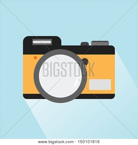 Camera Icon, Camera Icon Eps10, Camera Icon Vector 04