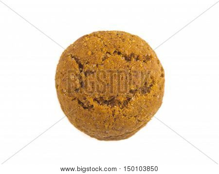 Pepernoot Cookie Seen From Above