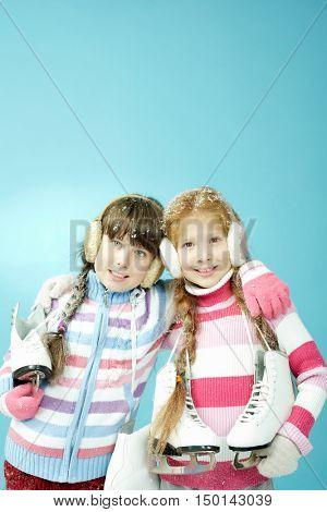 Figure skaters