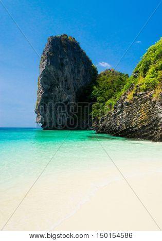 Heaven Cove Blue Seascape