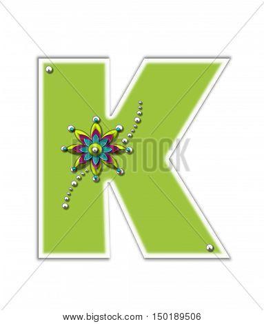 Alphabet Metallica K