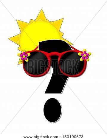 Alphabet Sun Shades Question