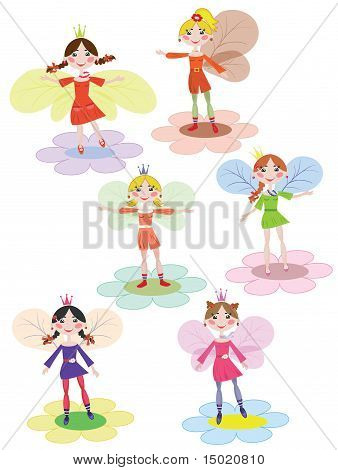 Fairies set